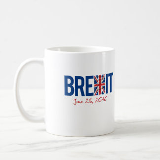 BREXIT - June 23 2016 - -  Coffee Mug