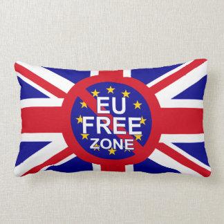 Brexit Supporters Lumbar Pillow
