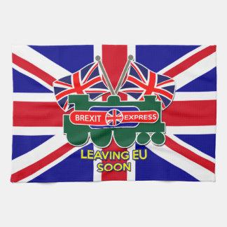 Brexit Towel