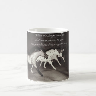Breyer Model Horse Lovers Collectors Mug