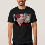Brezhnev & Honecker Kiss,East Side Gallery, Berlin Tee Shirt