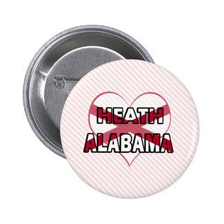 Brezo, Alabama Pins