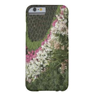 Brezo del rododendro (catawbiense del rododendro) funda de iPhone 6 barely there