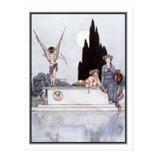 Brezo Robinson - El sueño de una noche de verano Postales