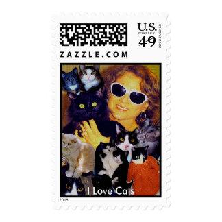 Brezo y los gatos, amo los gatos - modificados envio