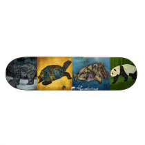 BRGproduction Animals Skateboard