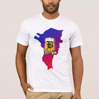 Brgy. Camiseta con el mapa - Mla.