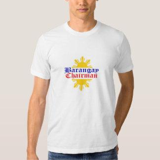 brgy chair betwn sun t shirt