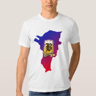 Brgy. T-Shirt w/ map - Mla.