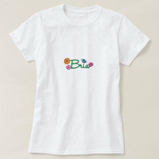 Bria Flowers Tee Shirt