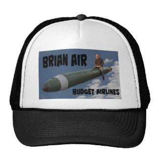 brian air trucker hat