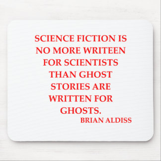 brian aldiss mouse pad