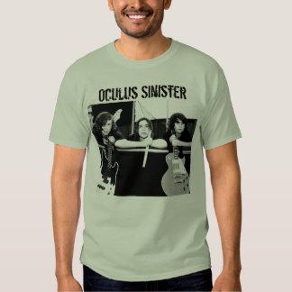 Brian's Band 451_8X10_B&W, Oculus Sini... T Shirt