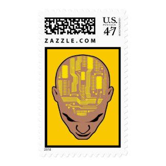Brian circuit stamp