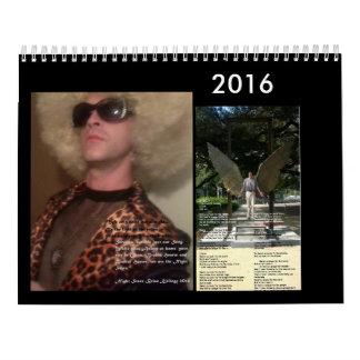 Brian Kellogg 2016 Calendar