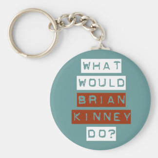 Brian Kinney Keychain