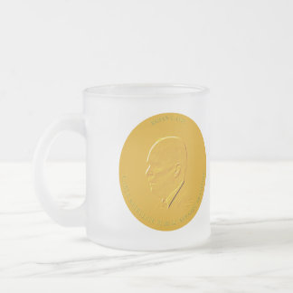 Brian Lamb CEO and Founder C-SPAN 10 Oz Frosted Glass Coffee Mug