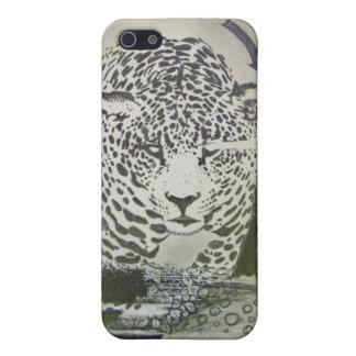 Brian Montuori Leopard iPhone 5 case