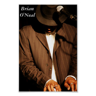Brian O'Neal in Motion Poster