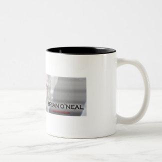 Brian O'Neal Mug (black & white)