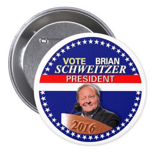Brian Schweitzer para el presidente 2016
