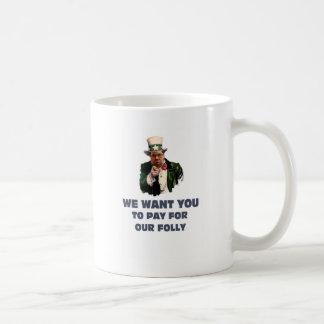 brian wants you coffee mug