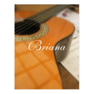 Briana Postcards