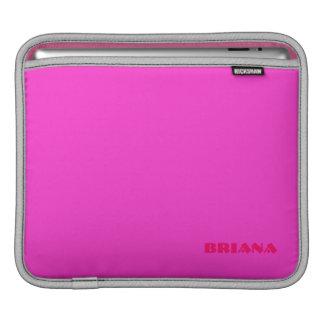 Briana's ipad sleeve