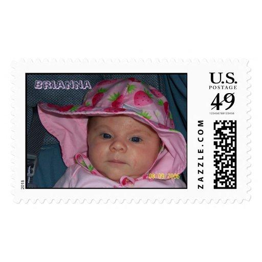Brianna, Brianna Stamps