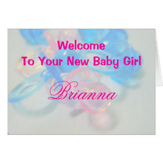 Brianna Greeting Cards