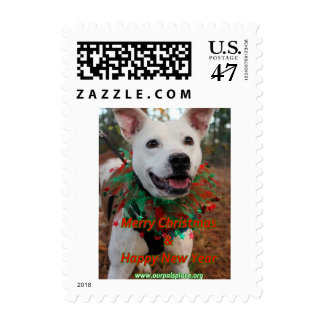 Brianna Christmas Stamp