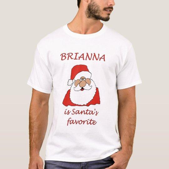 BRIANNA Christmas T-Shirt