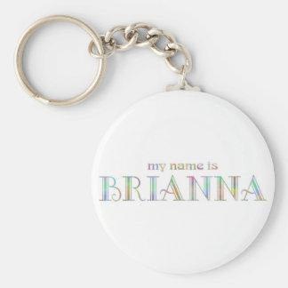 Brianna Keychain