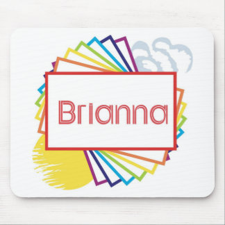 Brianna Mouse Pad