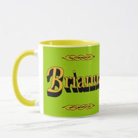 Brianna Mug