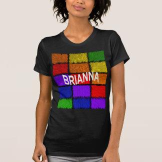BRIANNA (nombres femeninos) Playera