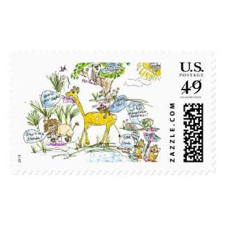 Brianna Postage Stamp