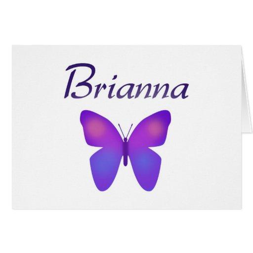 Brianna Tarjeta