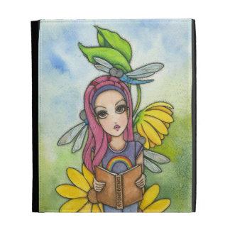 Brianna's Dragonflies iPad Caseable Case iPad Folio Covers