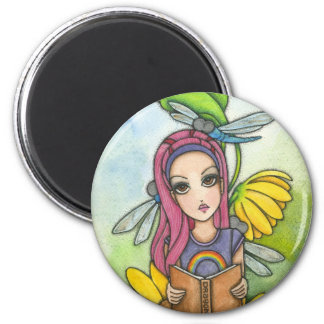 Brianna's Dragonflies Magnet