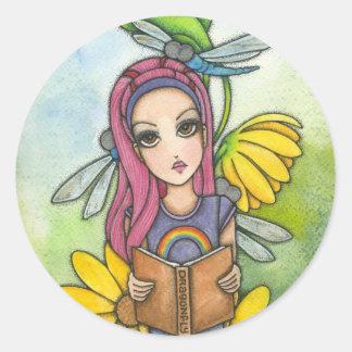 Brianna's Dragonflies Sticker