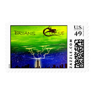 Brians Curse Stamps
