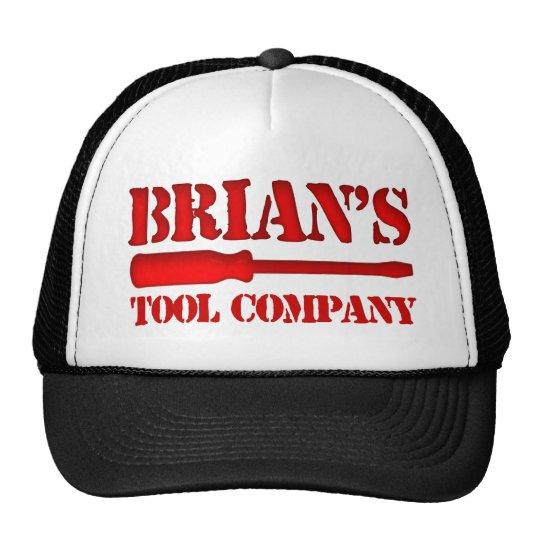 Brian's Tool Company Trucker Hat