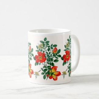 Briar Rose Coffee Mug