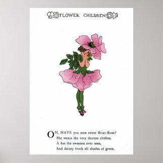 Briar-Rose Print