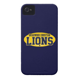 Briarwood Christian; Lions iPhone 4 Cover