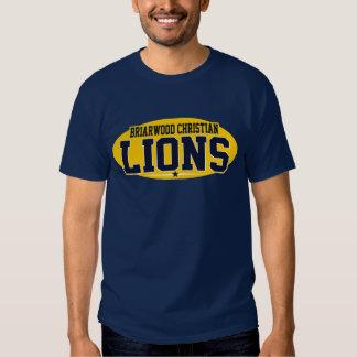 Briarwood Christian; Lions Tee Shirt