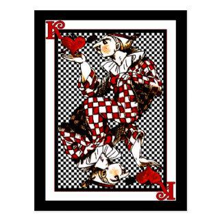 Bribón de las postales de los corazones