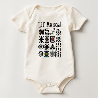 Bribón de Lil Mameluco De Bebé