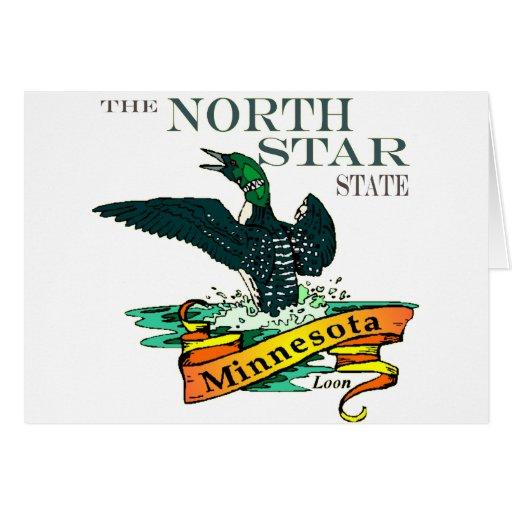 Bribones del estado de la estrella del norte de Mi Tarjeta